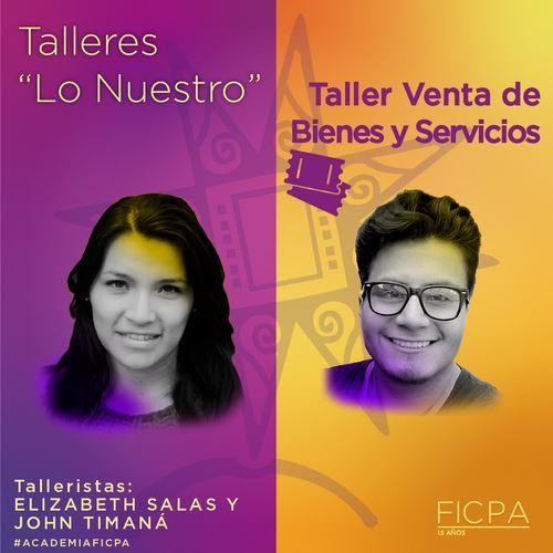 Elizabeth Salas - John Timana