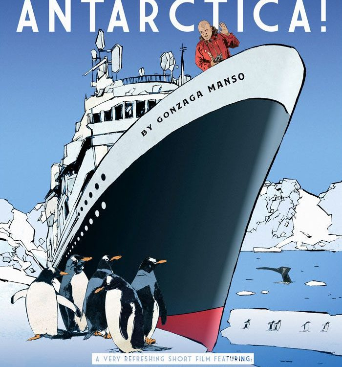 Lets go to antartica