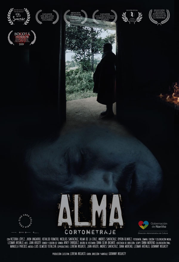 Poster Alma