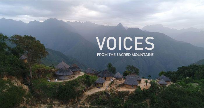 Voces de la montaña sagrada