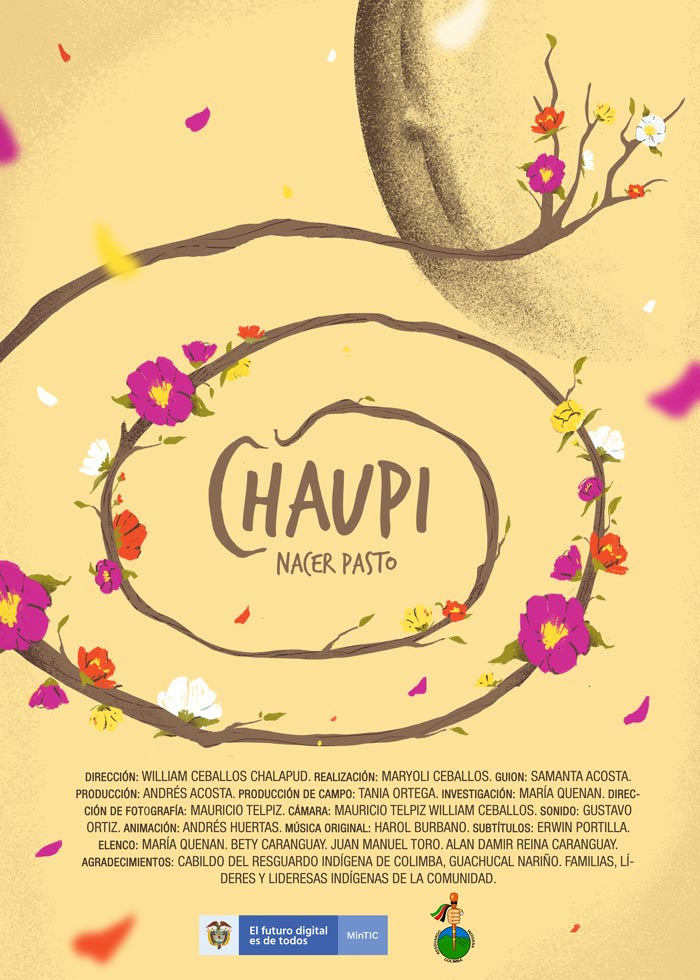 poster chaupi
