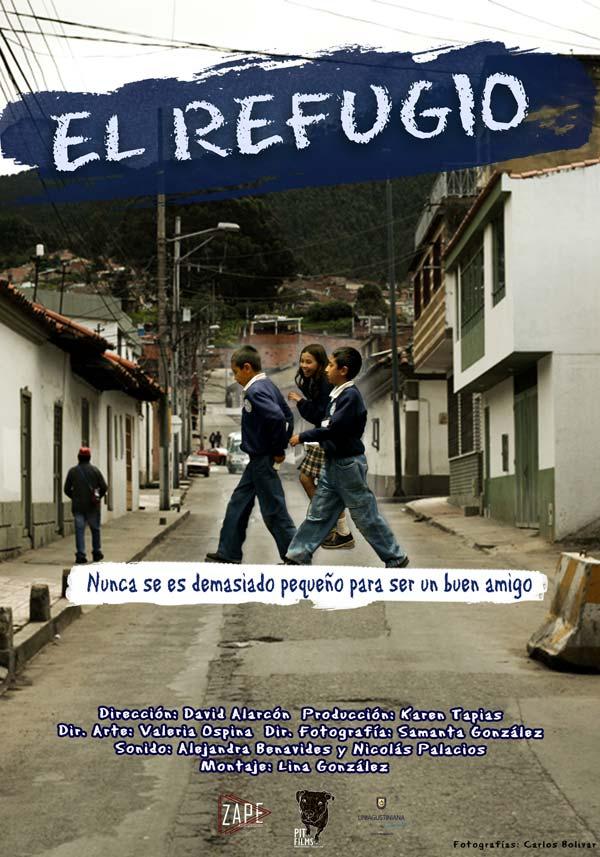 Poster El Refugio