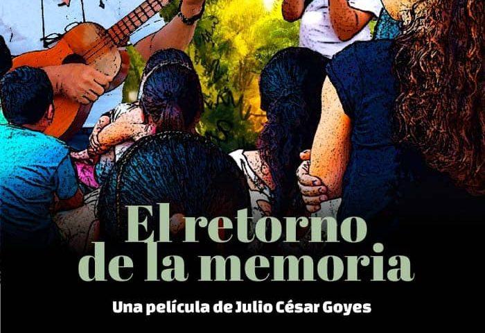 poster el retorno de la memoria