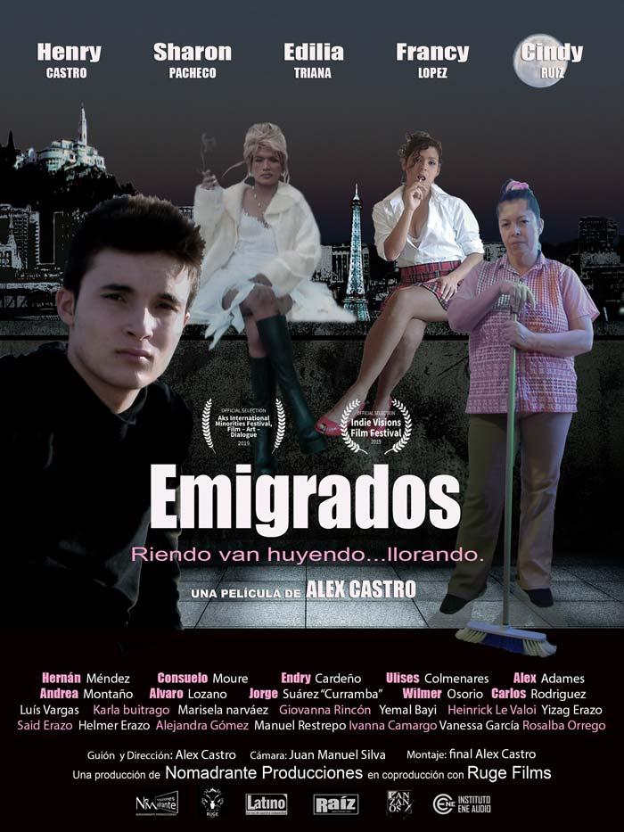 poster emigrados