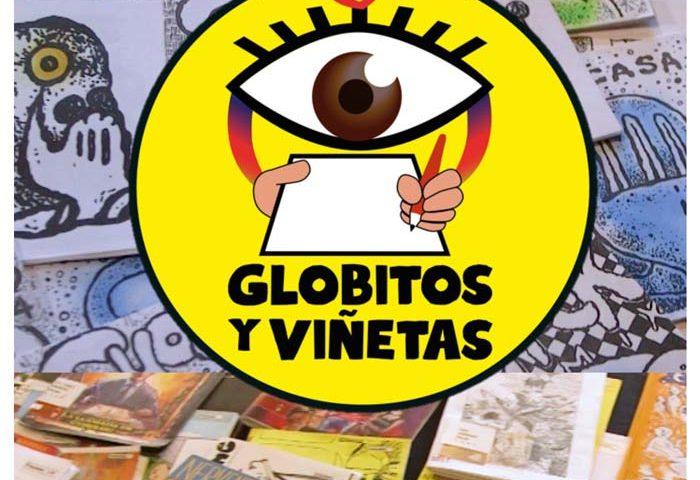 poster globitos y viñetas