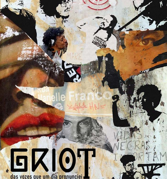 poster griot