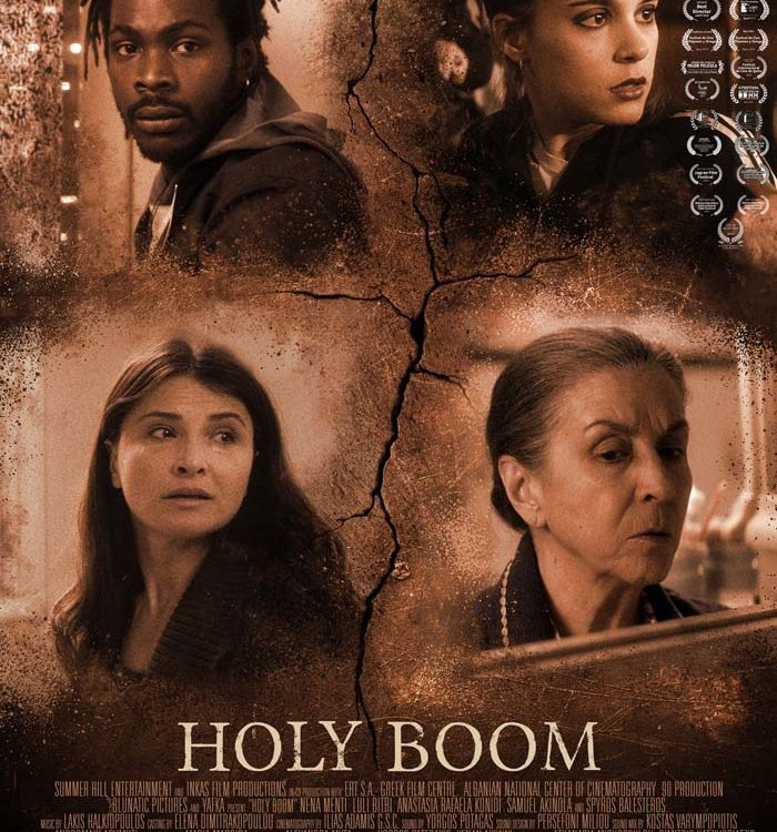 poster holy boom