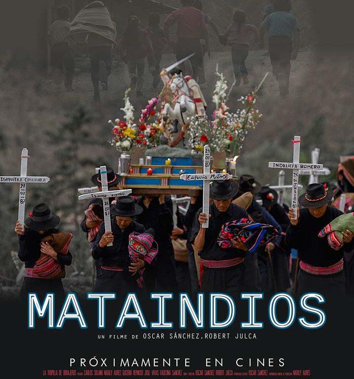 poster mataindios