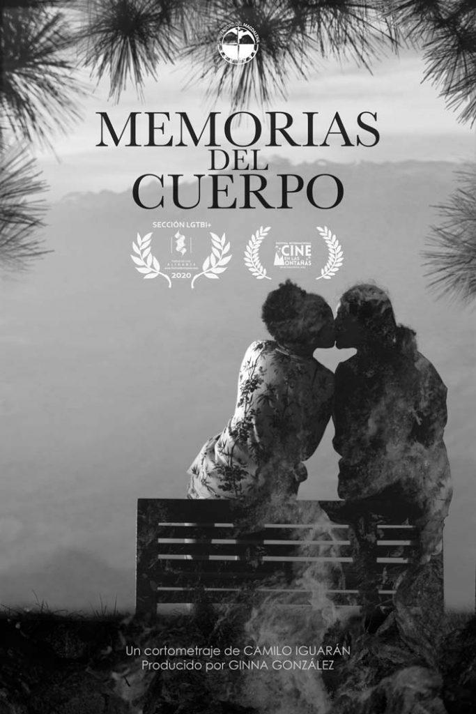 poster memorias del cuerpo