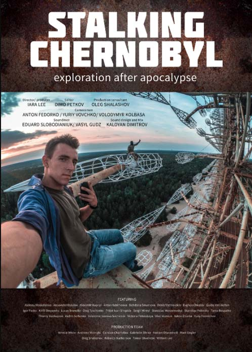 poster stalking chernovyl