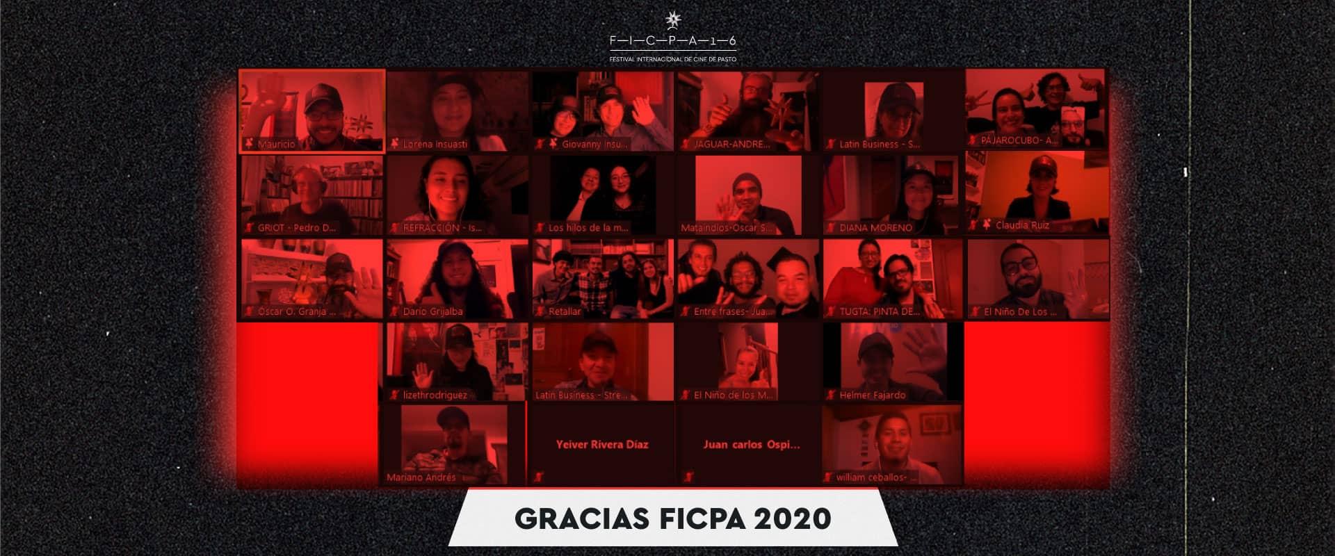 Gracias FICPA 2020