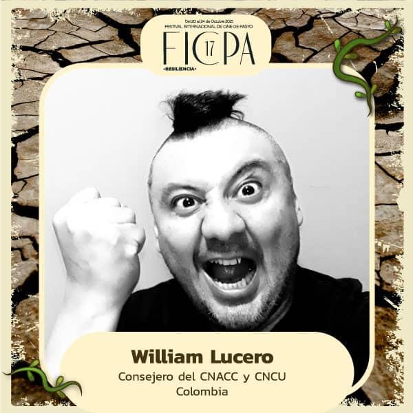William Lucero